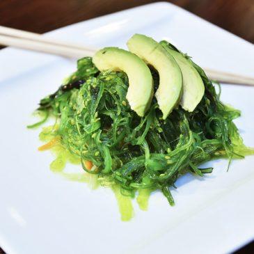 Bienfaits des algues alimentaires