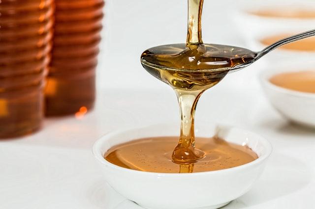 miel produit naturel cheveux